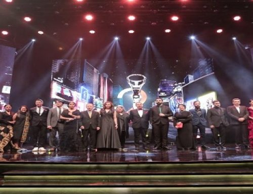 2ND MALAYSIA GOLDEN GLOBAL AWARDS  WINS 4 AWARDS HOME